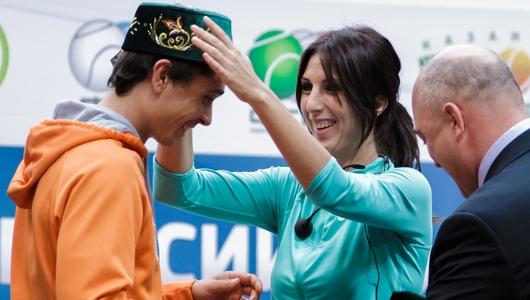 «Сто человек на 2,5 млн. рублей». В Казани стартует чемпионат России по теннису