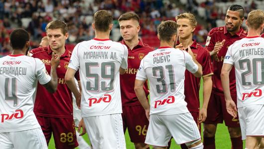 «Рубин» – «Локомотив». Как это было