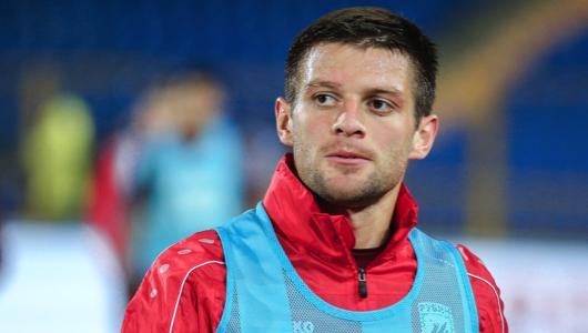 Пушка страшная. Камболов забил первый гол за «Рубин» (ВИДЕО)