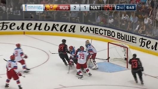 Как на Кубке мира оказалась реклама русской водки