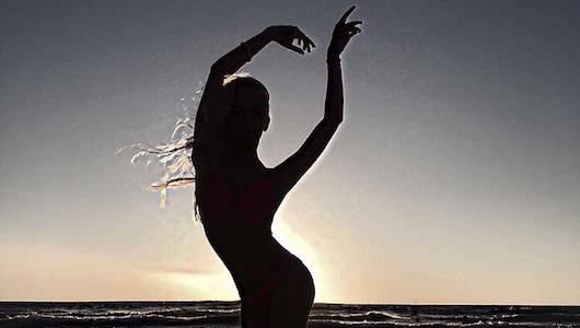 Девушка дня. Яна Кудрявцева – серебряный призёр Рио-2016 по художественной гимнастике