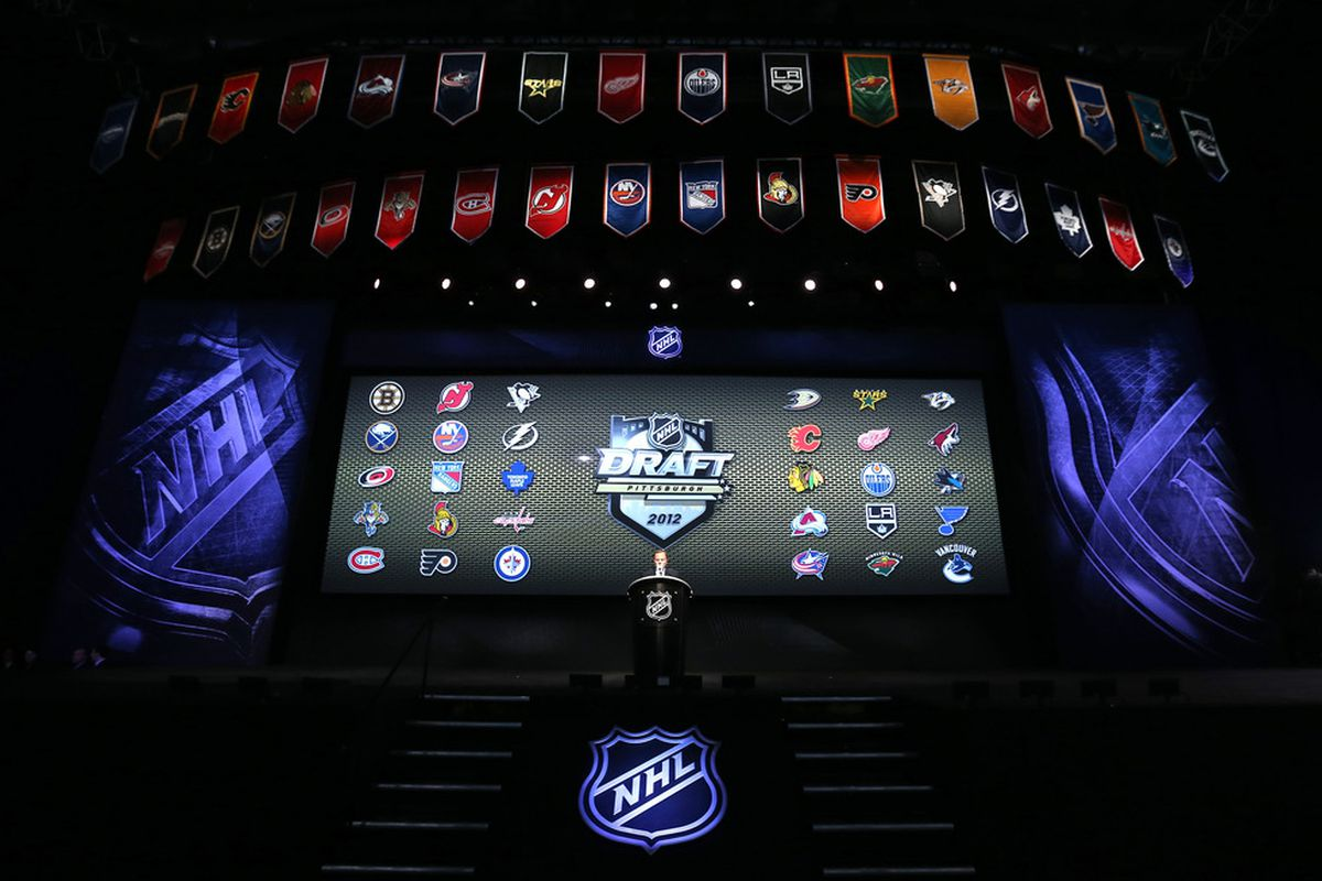 Драфт НХЛ 11 сезон