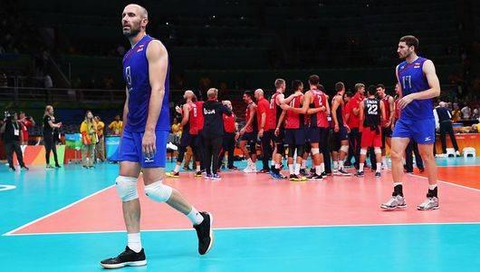 Волейболь. Почему Россия потеряла позиции