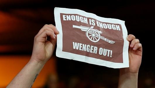#Wengerout. «Кристал Пэлас» уничтожил «Арсенал». Главные моменты матча