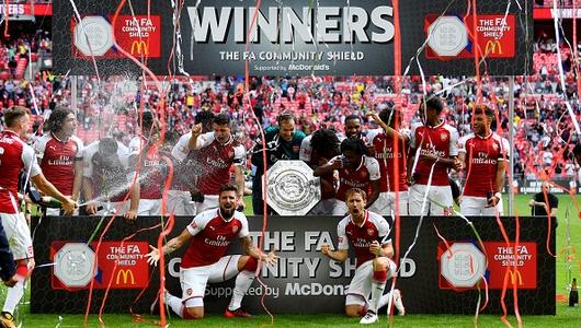 «Арсенал» победил «Челси» в Суперкубке Англии. Как это было