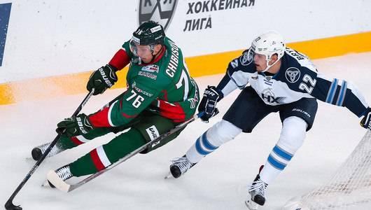 Панков слабее Лазарева, а Билялетдинов заступается за своих. «Ак Барс» проиграл «Нефтехимику»