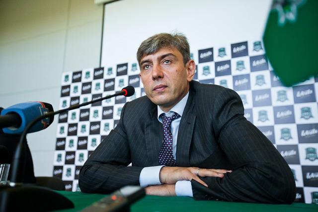 Сергей Галицкий, Краснодар