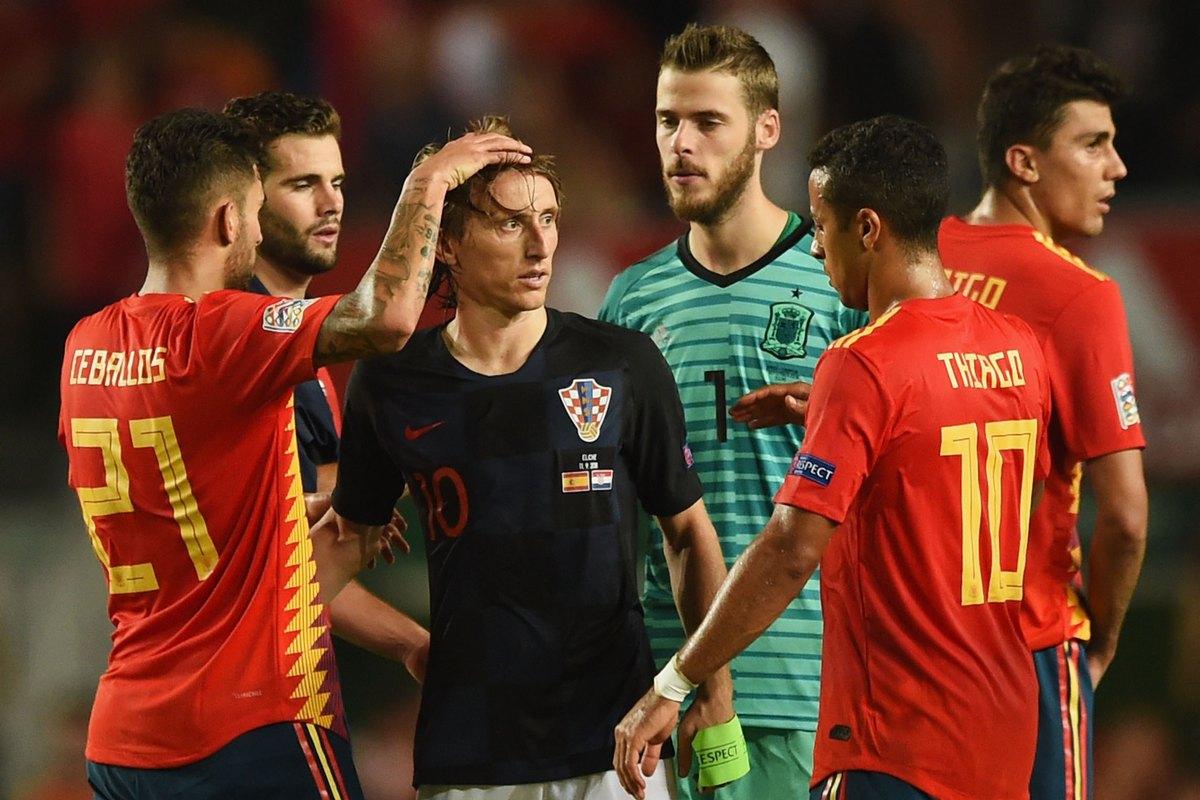 Лопетеги: у Испании много травм, но мы все равно сильны
