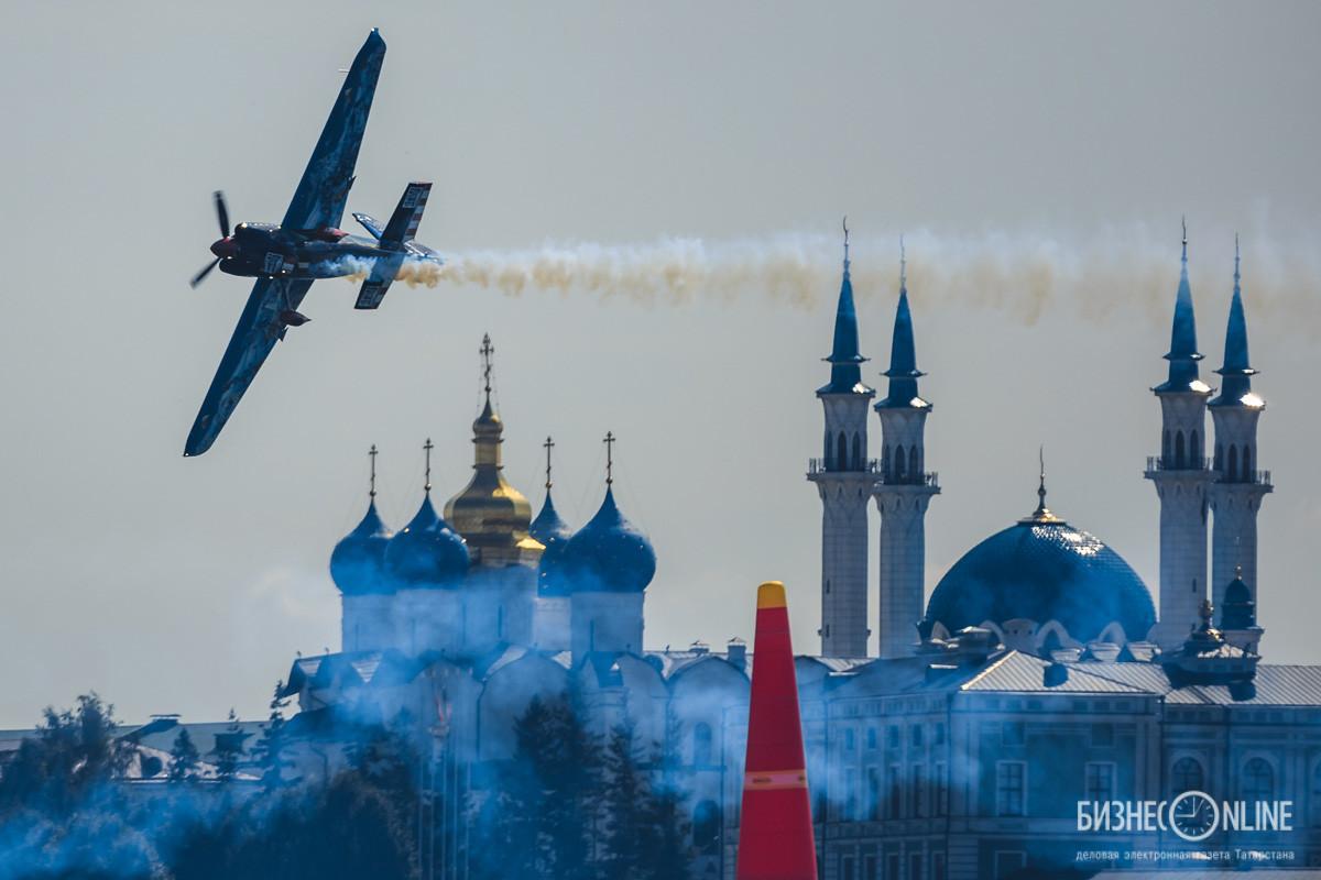 Новость Red Bull Air Race не будут проводить после сезона