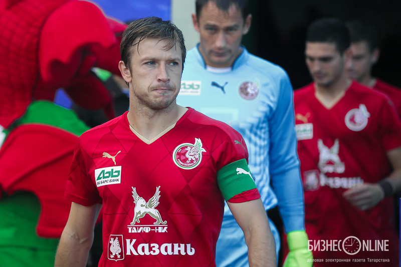 Олег Кузьмин, Рубин, Амкар, Футбол