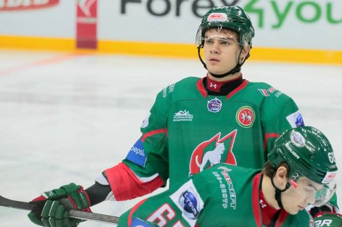 Александр протапович хоккеист ак барс кхл