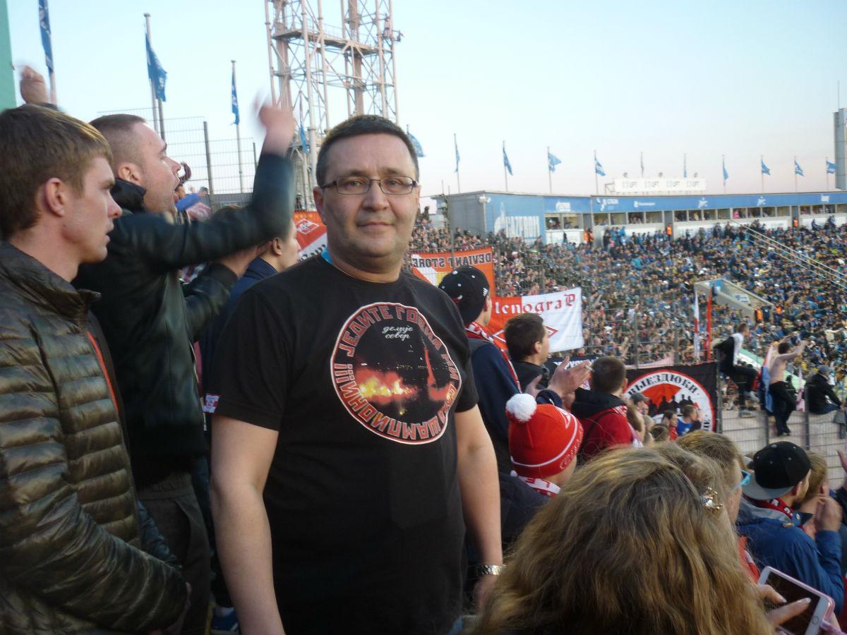 Амир Хуслютдинов: Без «Спартака» КХЛ и РФПЛ никому не нужны