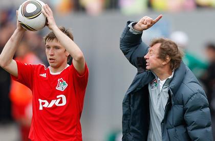 Олег Кузьмин и Юрий Семин