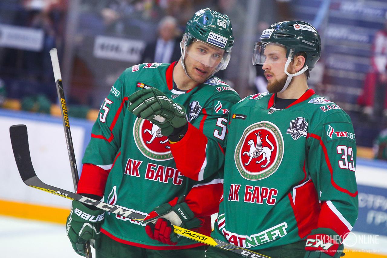 Владимир Ткачёв и Альбер Яруллин
