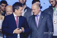 Наиль Маганов и Халил Шайхутдинов