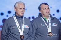Зинэтула Билялетдинов и Сергей Абрамов