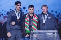 Дмитрий Архипов (слева) Денис Голубев (справа)