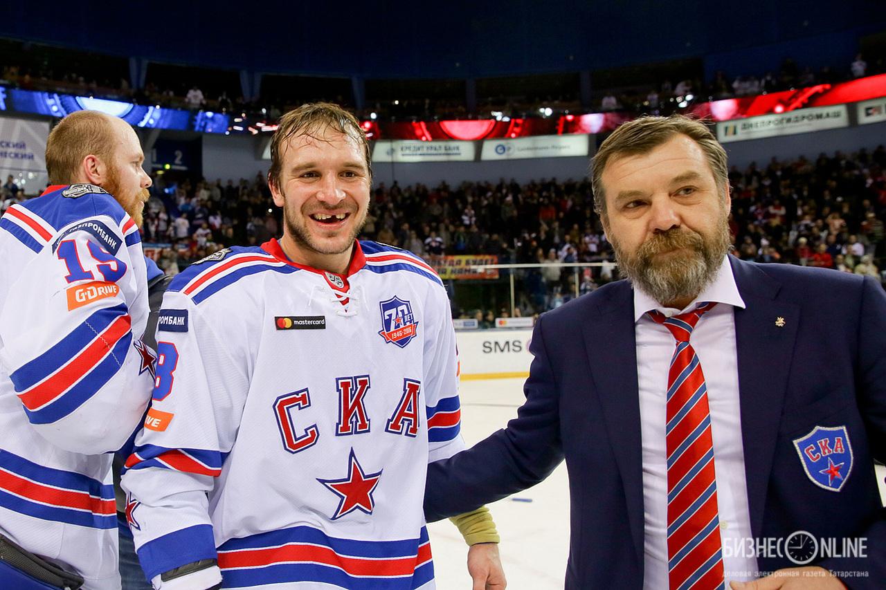 Андрей Зубарев и Олег Знарок