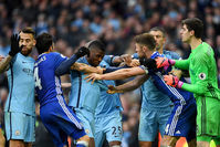 3 декабря 2016. Гостевая победа над главным, на тот момент, соперником – «Манчестер Сити» (3:1).