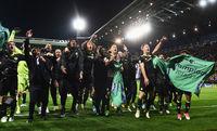 12 мая 2017. «Челси» в гостях побеждает «Вест Бромвич» (1:0) и за два тура до конца сезона становится чемпионом Англии.