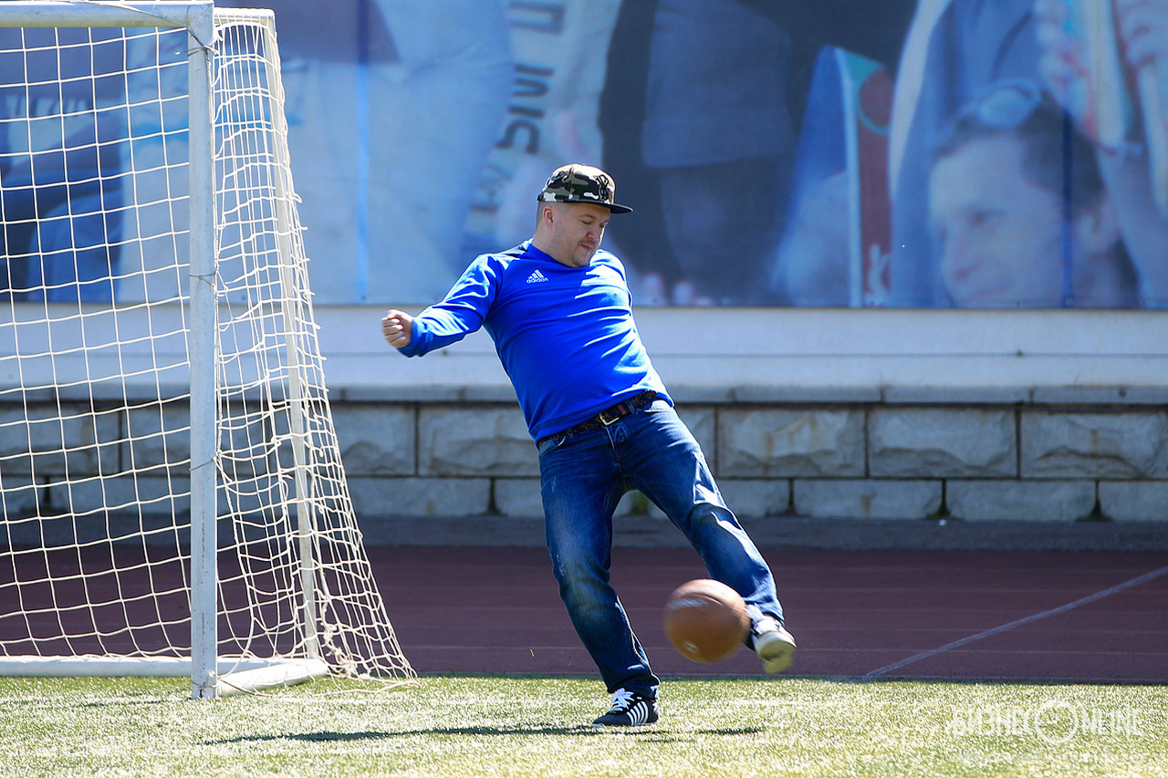 Роман Беляев – спортивный директор