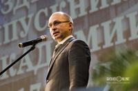 Проректор по учебной работе Алмаз Галимов