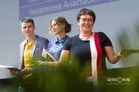 Декан кафедры тенниса и бадминтона Ольга Жихарева