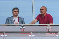 Рустам Саяхов и Радик Шаймиев