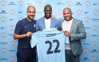 3. Бенжамен Менди («Монако» – «Манчестер Сити»), 57,5 млн евро