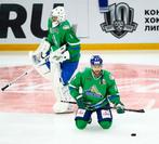 Андрей Кареев и Линус Умарк