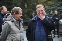 Юрий Сёмин и Сергей Степашин