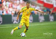 Андрей Ярмоленко (Украина). Фото: Alex Livesey/Getty Images