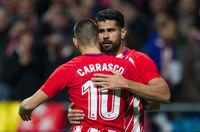 3. Диего Коста, «Челси» – «Атлетико», 66 млн евро