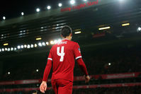 2. Вёрджил ван Дайк, «Саутгемптон» – «Ливерпуль», 78,8 млн евро