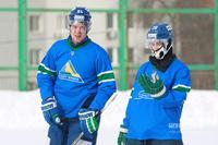 Станислав Гареев и Андрей Кареев