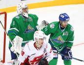 Андрей Кареев и Григорий Панин