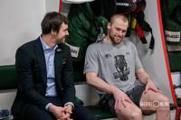 Дмитрий Архипов и Иржи Секач